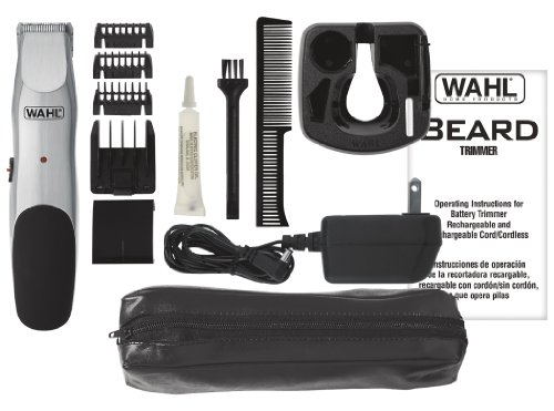 wahl 9918 6171 groomsman beard and mustache trimmer review find the best beard trimmer for you. Black Bedroom Furniture Sets. Home Design Ideas